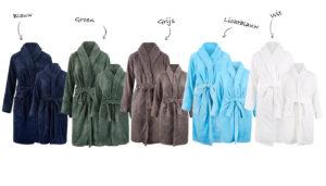 badjas fleece Relax Company